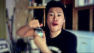 Repeat youtube video 1 Second | Water Bottle Chug