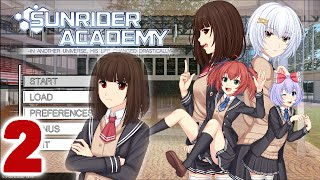 Lets Play Sunrider Academy # 2 -  Ava die Schülerpräsidentin