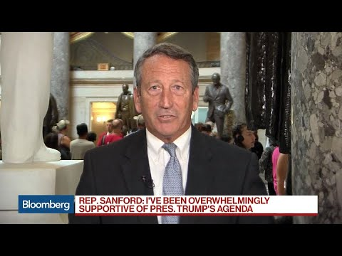 Rep. Sanford Responds to Trump Mocking Him for Primary Loss