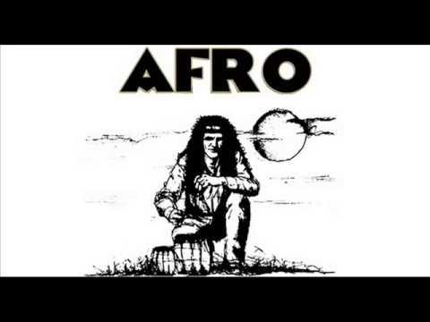 AlDj (Aldo Carfagno) - Afro Mix (1986)