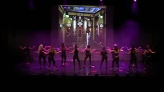 Cabaret dance - Gala 2012 Anamorphose