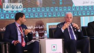 بالفيديو : محافظ جنوب سيناء يستعرض مع الشباب في ورشة عمل المشاكل التي تتعرض لها سيناء