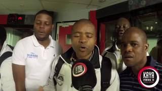 Ladysmith Black Mambazo on 180 With Bob