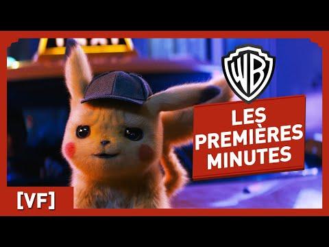 Pok�mon D�tective Pikachu - Regardez les 10 premi�res minutes du film !