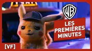 Pokémon Détective Pikachu - Regardez les 10 premières minutes du film !