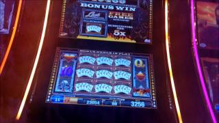 Hand of the Devil Bonus - ENORMOUS WIN! - Bally