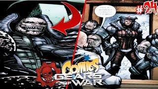 El Sucesor De Raam Y Lo Que En Verdad Paso En Azura/Gears Of War/Comic #24