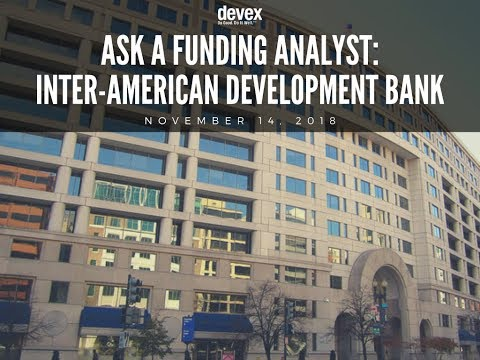 [EXCERPT] Ask a Funding Analyst: Inter-American Development Bank