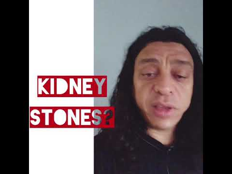 Kidney stones prevention and relief - detox and detoxification