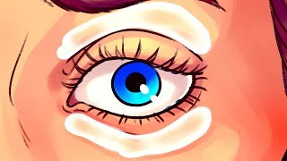 Redor após cirurgia o reduzir inchaço olhos ao a como dos