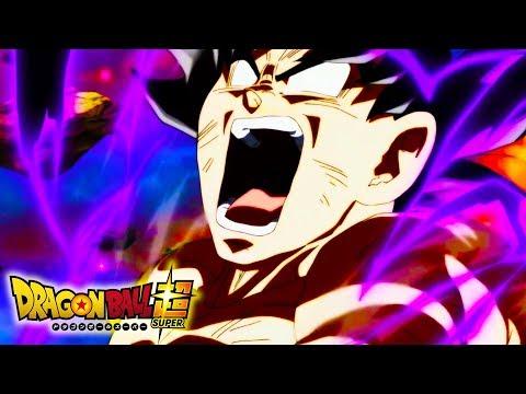 Goku's Hakai Energy