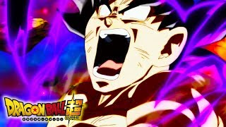 Dark GOD Energy INSIDE Goku's ULTRA INSTINCT! The Power Of The Gods