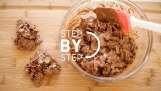 Recipe | Easy Peanut Butter Cookies, Peanut Butter Clusters Recipe, Recipe for Peanut Butter Clusters