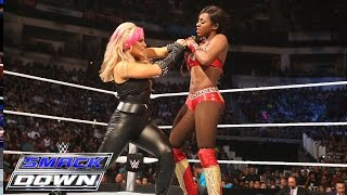 Naomi vs. Natalya: SmackDown, April 2, 2015