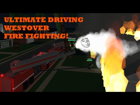 ROBLOX  - Ultimate Driving Westover Islands