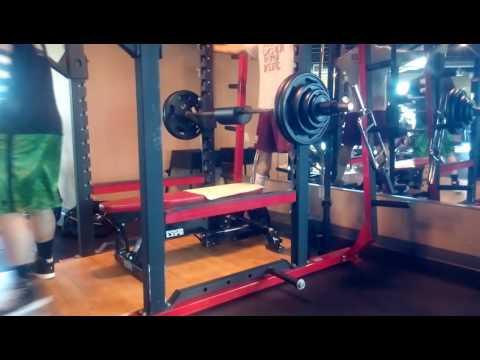 300x11 close grip shoulder saver press set 3 of 3