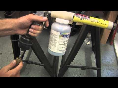 DIY Powder Coating