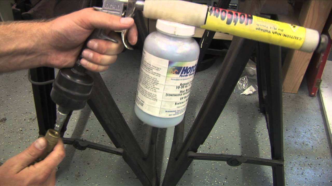 Diy Powder Coating Youtube
