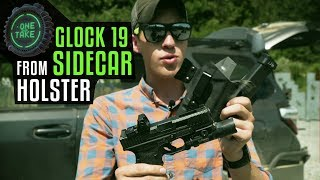 Lucas Botkin runs his EDC Glock 19 and Sidecar holster for 22 minut...