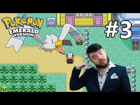 Český Let's play - Pokemon Emerald - #3 Peeko v nesnázích !!!