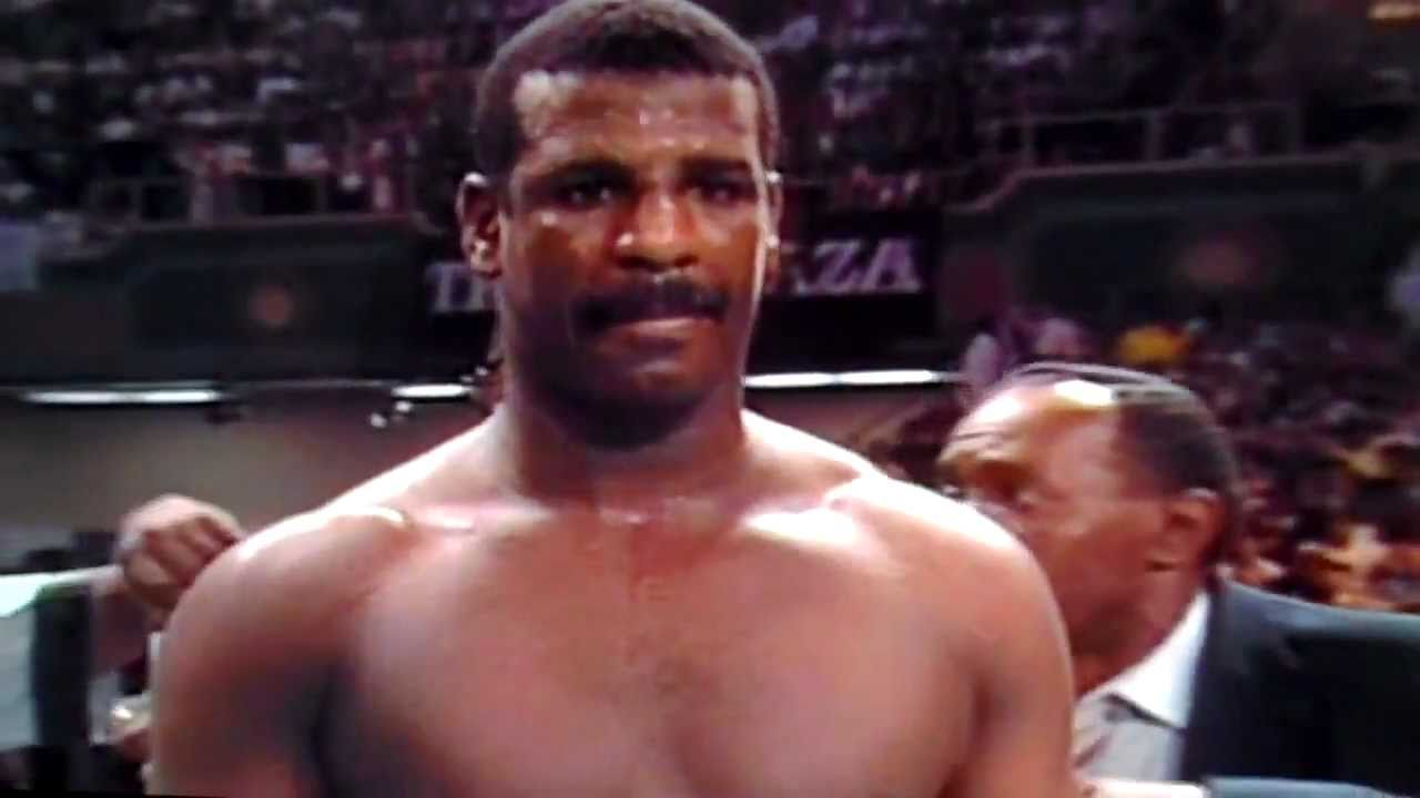 Michael Spinks Mike Tyson Vs Michael Spinks HD YouTube