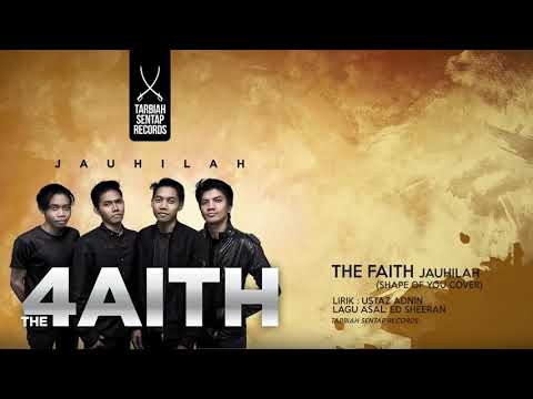 The 4AITH cover shape of you (jauhilah)