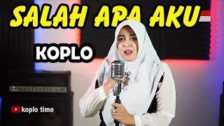 Download KOPLO SALAH APA AKU (Entah Apa yang Merasukimu) cover versi gagak