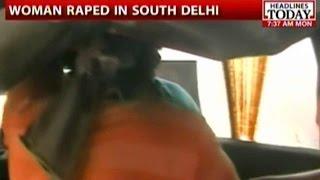 Woman Allegedly Gang Raped In Moving Car In Delhi