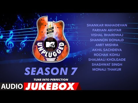 MTV Unplugged Season 7 | Audio Jukebox | Bollywood Songs | T-Series