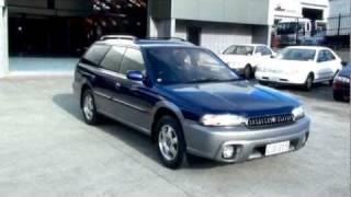 Subaru legacy lancaster grand wagon 1998, 2.5L, auto