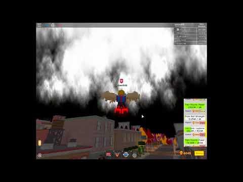 💥 Super Power Training Simulator Faster jump