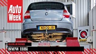 Klokje Rond - BMW 118i (2006 / 327.075 km)