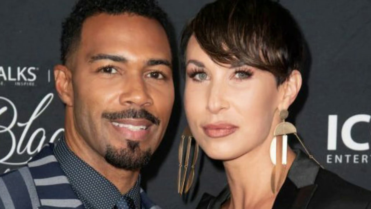 Omari Hardwick's Wife Praises Martin Luther King Jr. For Interracial Marriage