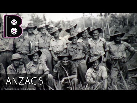 ANZACS | In The Face Of War | Full Story | HD Video