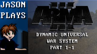 Arma 3 - Dynamic Universal War System [Part 1-1]