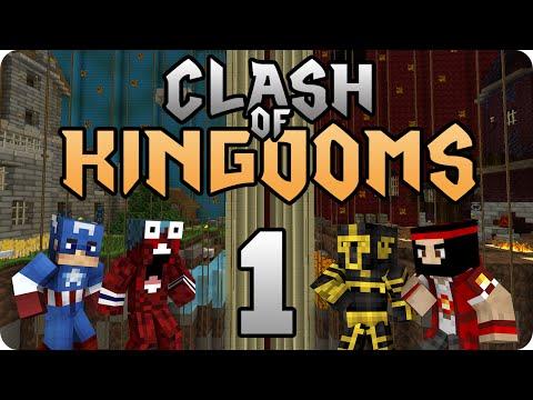 | CLASH OF KINGDOMS | EL CIELO CONTRA EL INFIERNO