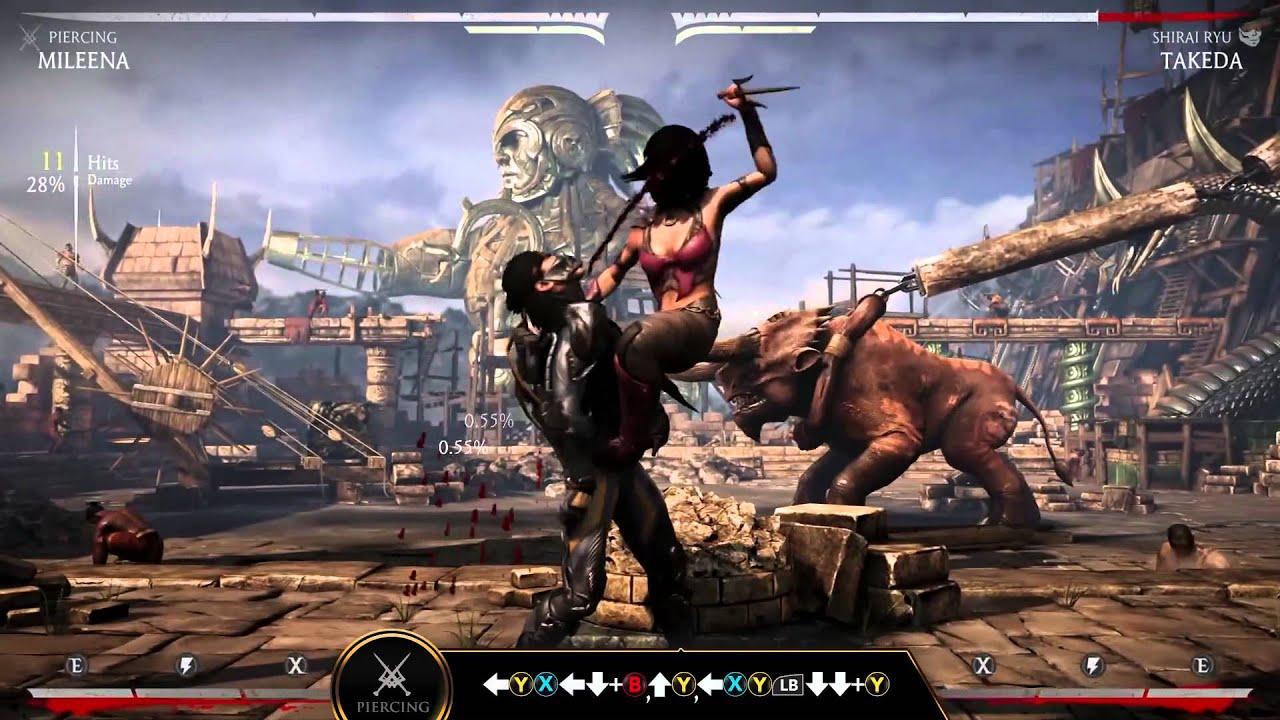 Mortal Kombat X: Kombat Klass- Mileena