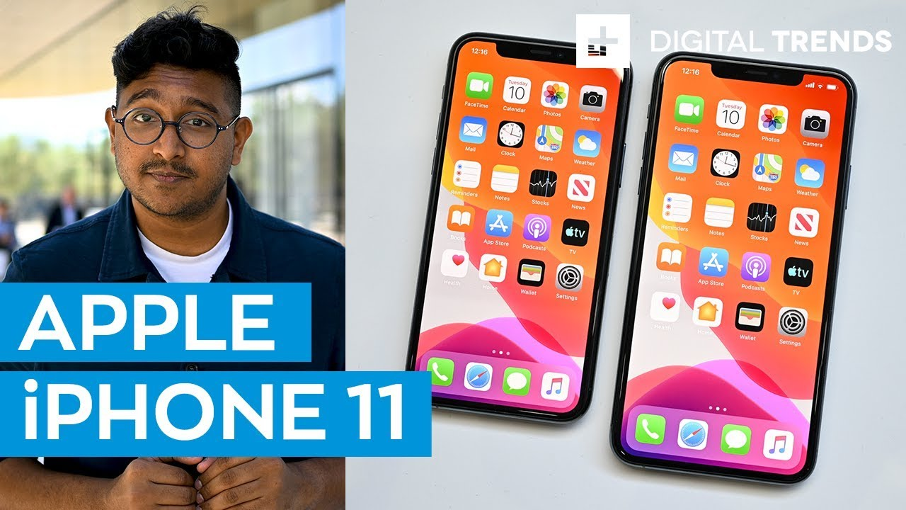 Apple iPhone 11 – iPhone 11 Pro – iPhone 11 Pro Max | Hands On