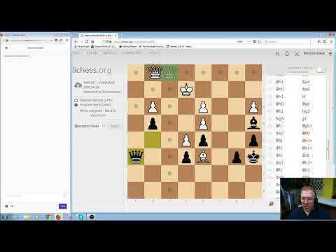 Chess Cruncher TV 12 8 2017