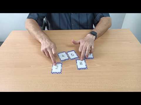 5 Card Puzzle Part 2