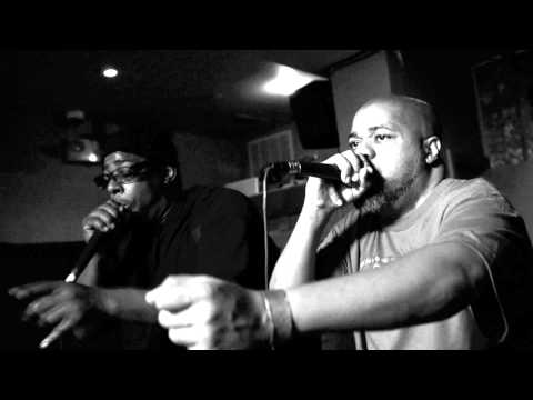 Breez Evahflowin and Kid Lucky Freestyle Beatbox
