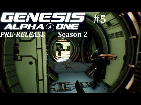 Genesis Alpha One S2#5 ~ Pirates Defeated! Saving The Ship!