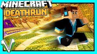 Minecraft DeathRun #96 - Bambaryła się focusuje! xD