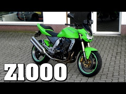 Kawasaki Z1000 2006