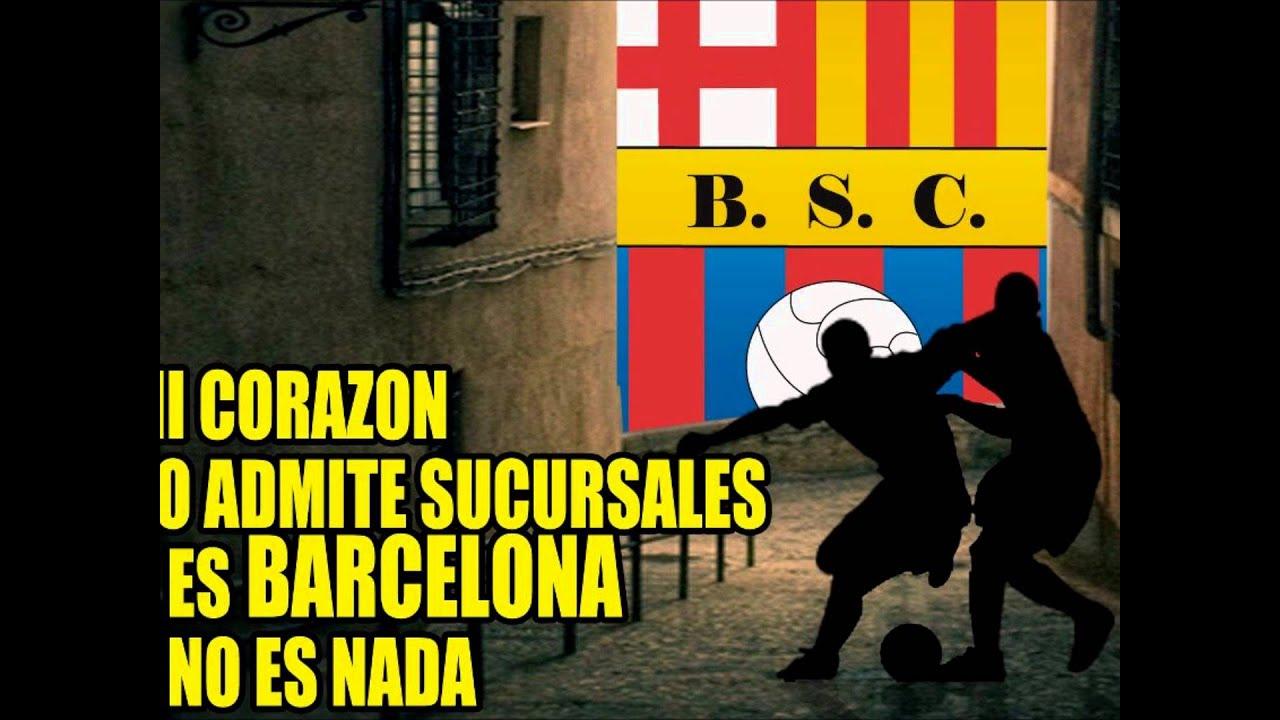 te amo barcelona youtube