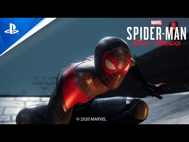 Marvel's Spider-Man: Miles Morales - Gameplay Demo | PS5