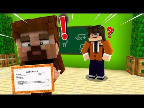 BEBEK FAKİR KARNE GÜNÜ! 😱 - Minecraft