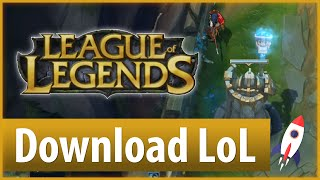 How to Download/Install League of Legends LOL on PC for Free 2016/2017 | Windows 7/8/10 - Updated