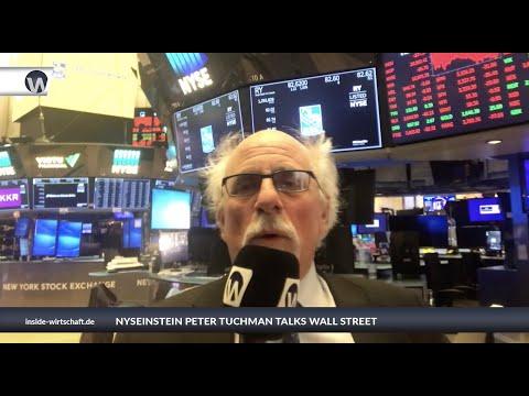 """NYSEinstein am 24.02.2020: """"Kein einfacher Tag"""""""