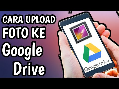 Cara Kirim File Atau Video Ukuran Besar Lewat Link Google Drive || Super Mudah !!.